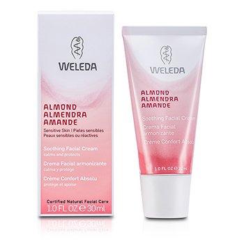 Weleda Almond Soothing Facial Cream For Sensitive Skin  30ml/1oz