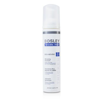 Bosley Professional Strength Bos Revive Thickening Treatment (For Visibly Thinning Non Color-Treated Hair)  200ml/6.8oz