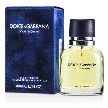 Dolce & Gabbana Pour Homme Agua de Colonia Vap. (Versi�n Nueva)  40ml/1.3oz