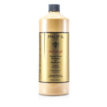 Philip B Oud Royal Forever Champú Brillo con MegaBounce  947ml/32oz