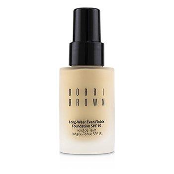 Bobbi Brown Long Wear Even Finish Foundation SPF 15 - # 1 Warm Ivory  30ml/1oz