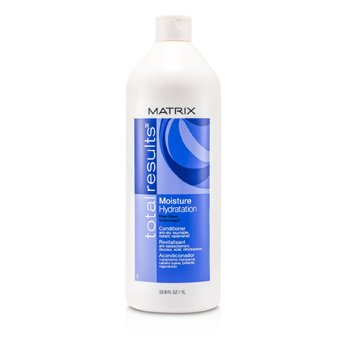 Matrix Total Results Moisture Hydratation Conditioner (For Dry, Dull Hair)  1000ml/33.8oz