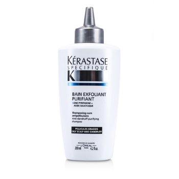 Kerastase Specifique Bain Exfoliant Purifiant Champú anticaspa purificante (Cuero cabelludo graso)  200ml/6.8oz