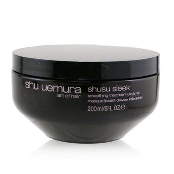 Shu Uemura Shusu ماسك معالج منعم  (للشعر العنيد)  200ml/6oz