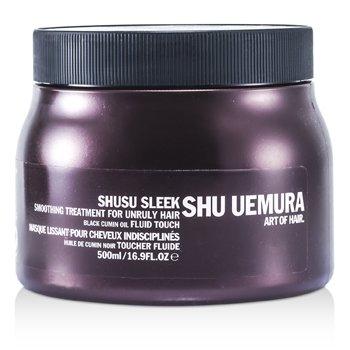 Shu Uemura Shusu Sleek Tratamiento Mascarilla Suavizante (Cabello Encrespado) (Producto Salón)  500ml/16.9oz
