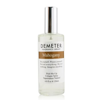 Demeter Mahogany Cologne Spray  120ml/4oz