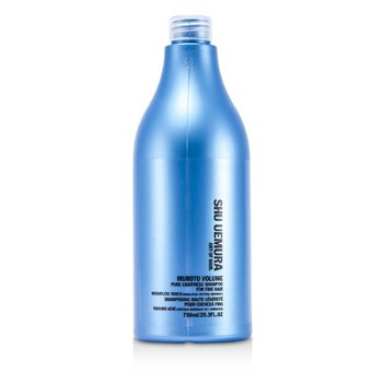 Shu Uemura Muroto Volume Pure Lightness Champ� (Cabello Fino) (Producto Sal�n)  750ml/25.3oz