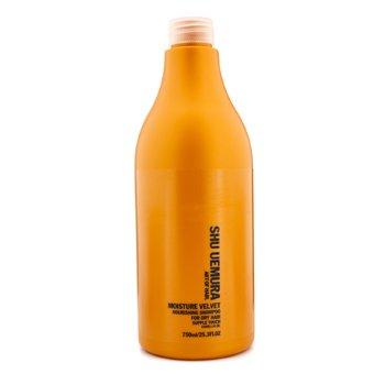 Shu Uemura Moisture Velvet Champ� Nutriente (Cabellos Secos) (Producto Sal�n)  750ml/25.3oz