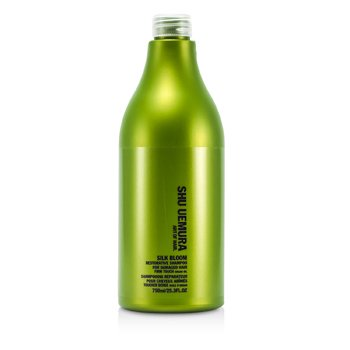 Shu Uemura Silk Bloom Restorative Champ� (Cabello Estropeado) (Producto Sal�n)  750ml/25.3oz