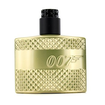James Bond 007 Eau De Toilette Spray (50 Years Limited Edition Gold)  50ml/1.6oz