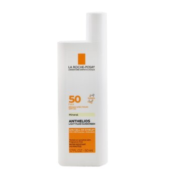 La Roche Posay Lekka ochronna emulsja do twarzy Anthelios 50 Mineral Ultra Light Sunscreen Fluid  50ml/1.7oz