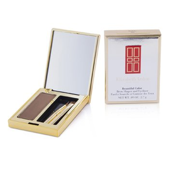 Elizabeth Arden Beautiful Color Brow Shaper & Eye Liner - #03 Sable  2.7g/0.09oz