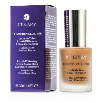 By Terry Lumiere Veloutee Base Maquillaje Líquida- # 08 Ochre Light  30ml/1oz