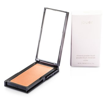Jouer Mineral Powder Blush (Oil Free) - # Bloom  7.6g/0.27oz