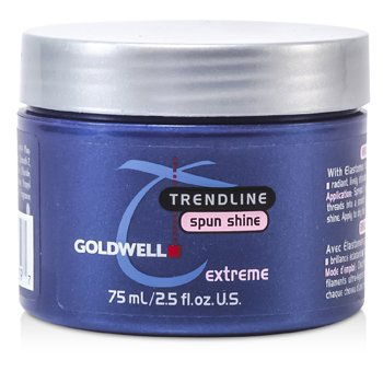 Goldwell Trendline Natural Spun Shine Extreme Weightless Polish  75ml/2.5oz