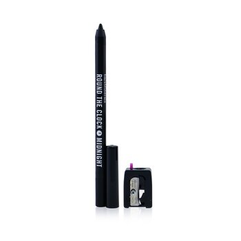 BareMinerals BareMinerals Round The Clock Waterproof Eyeliner - Midnight (Blackout)  1.2g/0.04oz