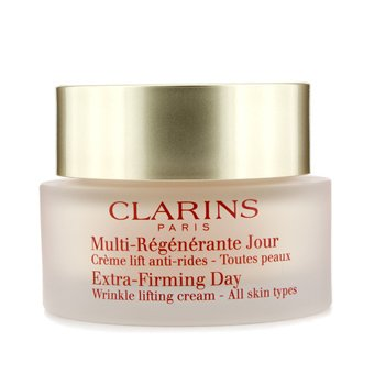 Clarins Creme firmador Extra-Firming Day Wrinkle Lifting Cream - All Skin Types (Unboxed)  50ml/1.7oz