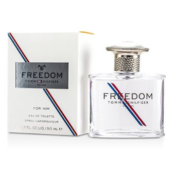 Tommy Hilfiger Freedom Eau De Toilette Spray  50ml/1.7oz