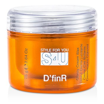 AlfaParf Style For You D'finR Glossy Cera Cremosa  75g/2.64oz