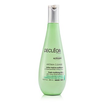 Decleor Lo��o anti �leo Aroma Cleanse Fresh Mattifying Lotion (Pele mista & Oleosa)  400ml/13.5oz