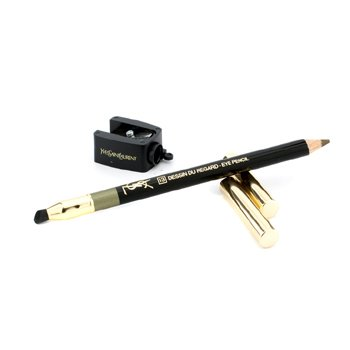Yves Saint Laurent Dessin Du Regard Long Lasting Eye Pencil - No. 13 (Vert Khaki)  1.25g/0.04oz