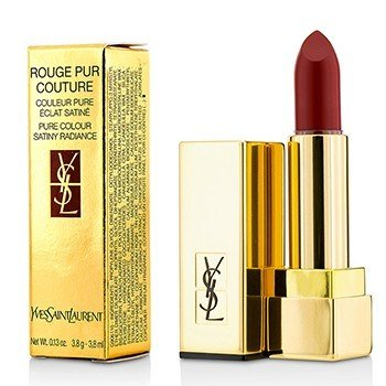 Yves Saint Laurent Rouge Pur Couture The Mats - Pintalabios Pintalabios # 204 Rouge Scandal  3.8g/0.13oz
