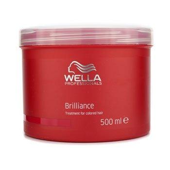 Wella براق کننده و ترمیم کننده موی Brilliance (برای موهای رنگ کرده)  500ml/17oz