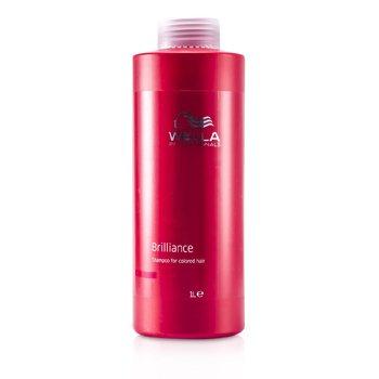 Wella شامپو براق کننده Brilliance (مناسب موهای رنگ کرده)  1000ml/33.8oz