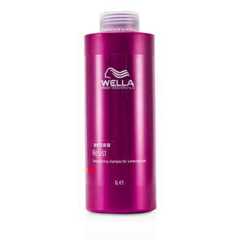 Wella Resist Champú Fortalecedor (Cabello Vulnerable)  1000ml/33.8oz
