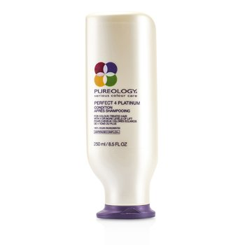 Pureology Perfect 4 Platinum Acondicionador (Cabellos Teñidos)  250ml/8.5oz