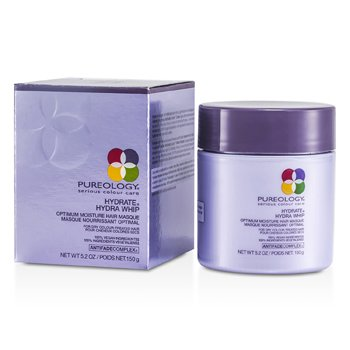 Pureology Hydrate Hydra Whip Optimum Moisture Hair Masque (For Dry Colour-Treated Hair)  150g/5.2oz