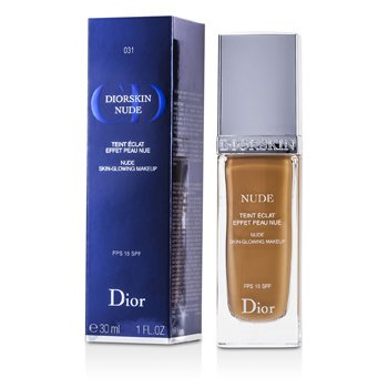 Christian Dior Diorskin Nude Skin Glowing Makeup SPF 15 - # 031 Sand  30ml/1oz