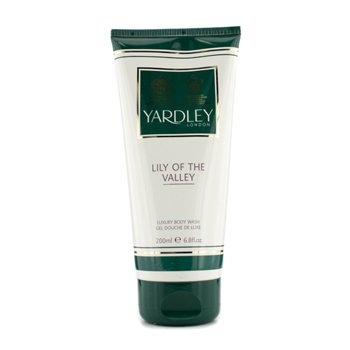 Yardley Lily Of The Valley Luxury Body Wash  200ml/6.8oz