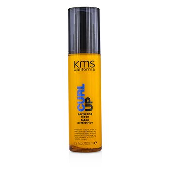 KMS California Curl Up Perfecting Lotion  100ml/3.3oz