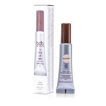 Billion Dollar Brows  A Hint Of Tint Gel Nuanțator pentru Sprâncene - Blond  6ml/0.2oz