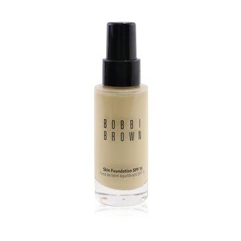 Bobbi Brown Skin Foundation SPF 15 - # 1 Warm Ivory  30ml/1oz