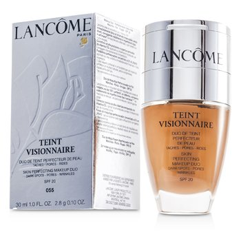 Lancome Teint Visionnaire Da Perfecting Make Up Duo SPF 20 - # 055 Beige Ideal  2pcs