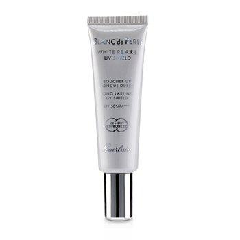 Guerlain Creme Blanc De Perle UV Shield Brightening Pearl Perfection SPF50/PA+++  30ml/1oz