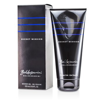 Baldessarini Gel de banho Secret Mission  200ml/6.8oz