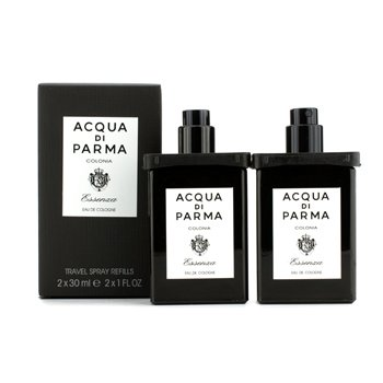 Acqua Di Parma Colonia Essenza Eau De Cologne Travel Spray Refills  2x30ml/1oz