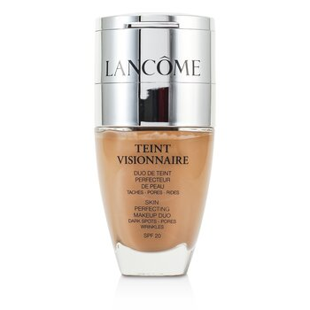 Lancome Teint Visionnaire Skin Perfecting Make Up Duo SPF 20 - # 01 Beige Albatre  30ml+2.8g