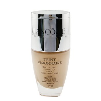 Lancome Teint Visionnaire Skin Perfecting Make Up Duo SPF 20 - # 02 Lys Rose  30ml+2.8g