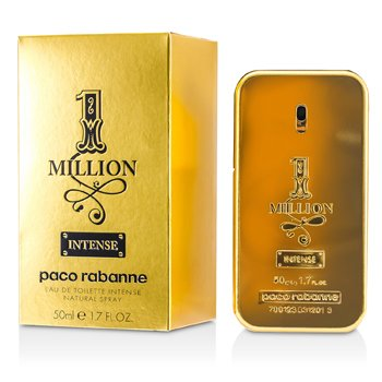 Paco Rabanne One Million Intense Agua de Colonia Vap.  50ml/1.7oz