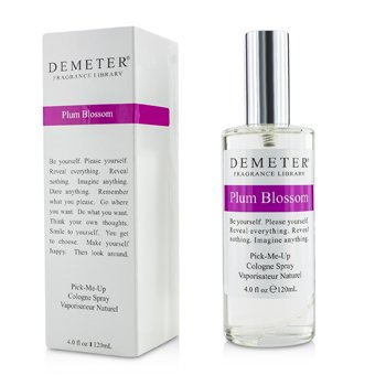 Demeter Plum Blossom Cologne Spray  120ml/4oz