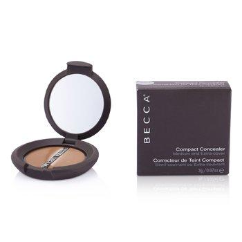 Becca Compact Concealer Medium & Extra Cover - # Truffle  3g/0.07oz