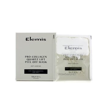 Elemis Pro-Collagen Quartz Lift Peel Off Mask (Salon Product)  10x15g/0.5oz