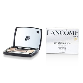 Lancome Hypnose Star Eyes 5 Color Paleta - # ST1 Brun Adore  2.7g/0.09oz