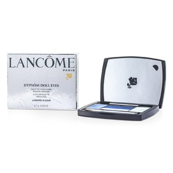 Lancome Hypnose Doll Eyes 5 Color Palette - # DO4 Lumiere D'Azur  2.7g/0.09oz
