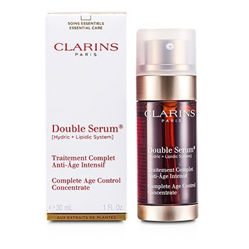 Clarins Soro Anti-Envelhecimento Double Serum Complete Age Control Concentrate  30ml/1oz