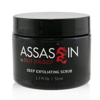 Billy Jealousy Assassin - Dypt Eksfolierende Skrubb  51ml/1.7oz